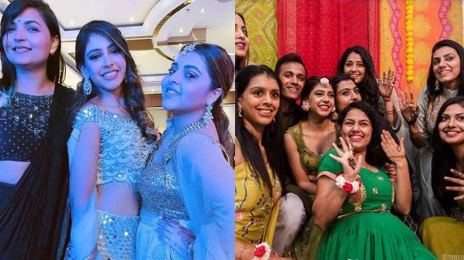 niti taylorengagement ceremony- India TV Hindi