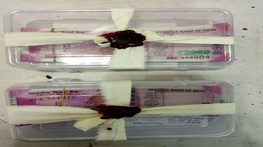 SOG की ताबड़तोड़ कार्रवाई, नकली नोट और हथियारों का जखीरा बरामद- India TV Hindi