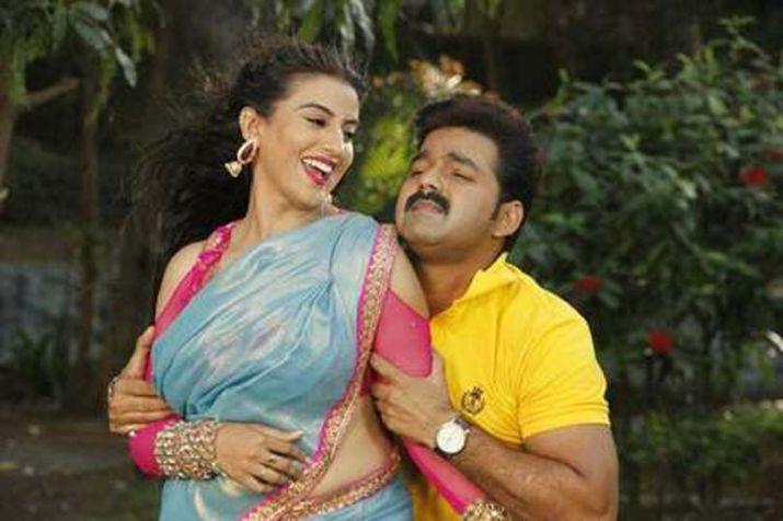 Pawan singh and akshara singh- India TV Hindi