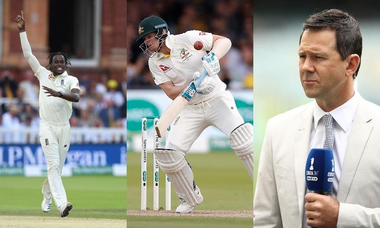 Ricky Ponting, Jofra Archer and Steve Smith- India TV Hindi