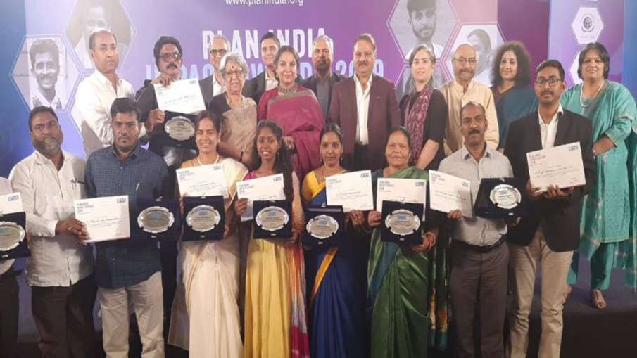 Plan India Impact Awards 2019- India TV Hindi