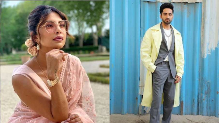 Priyanka chopra and Ayushmann khurrana- India TV Hindi
