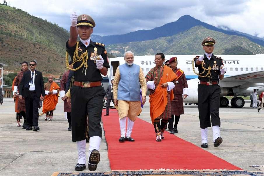 PM Narendra Modi in Bhutan- India TV Hindi