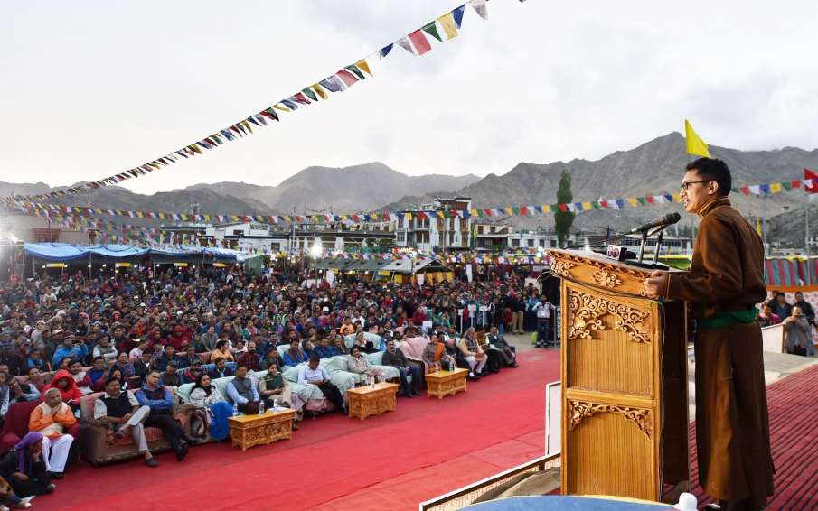 Jamyang Tsering Namgyal- India TV Hindi