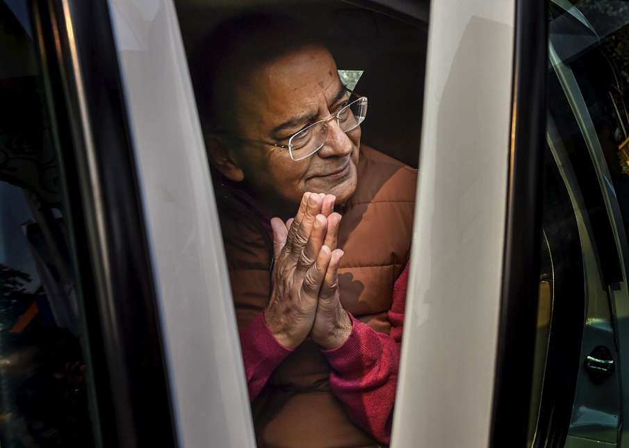 Former Finance Minister Arun Jaitely (File Photo)- India TV Hindi