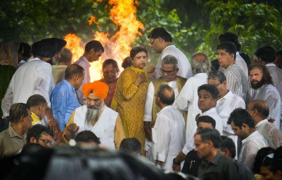 अरुण जेटली पंचतत्व...- India TV Hindi