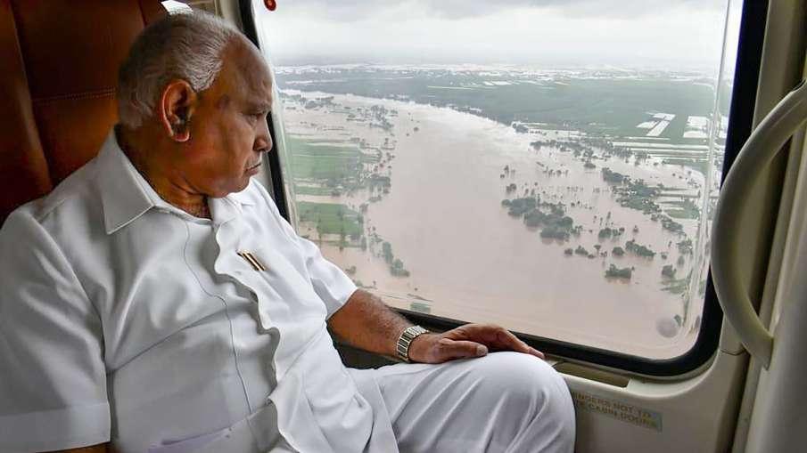 Karnataka Chief Minister B S Yediyurappa- India TV Hindi
