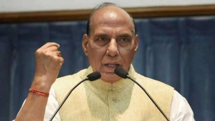 If talks are held with Pakistan it will now be on PoK, says Rajnath Singh | PTI File- India TV Hindi