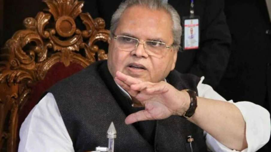 Announcements for Jammu and Kashmir by Governor Satyapal Malik- India TV Hindi