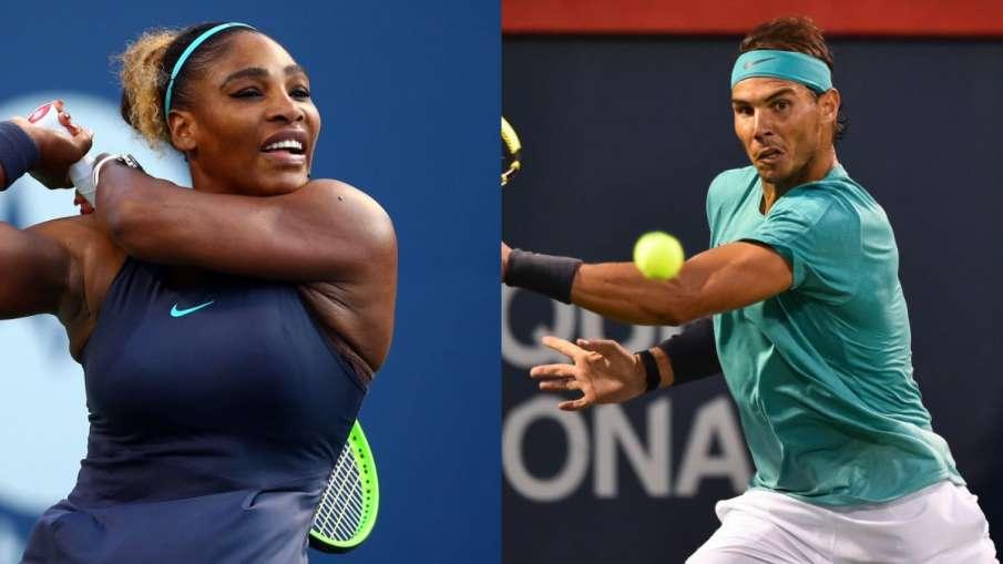 Serena Williamson, Rafael Nadal- India TV Hindi