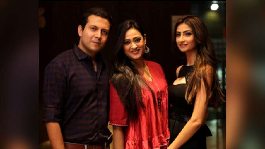 Abhinav Kohli, Shweta Tiwari and Palak Tiwari - India TV Hindi