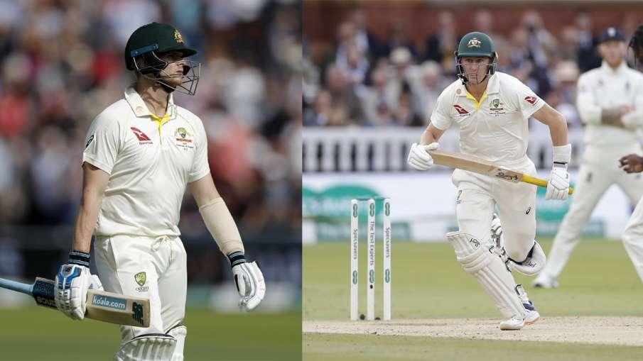 लॉर्ड्स टेस्ट से बाहर हुए स्टीव स्मिथ, बतौर सब्स्टीट्यूट खेलने वाले पहले इतिहास के पहले बल्लेबाज बने- India TV Hindi