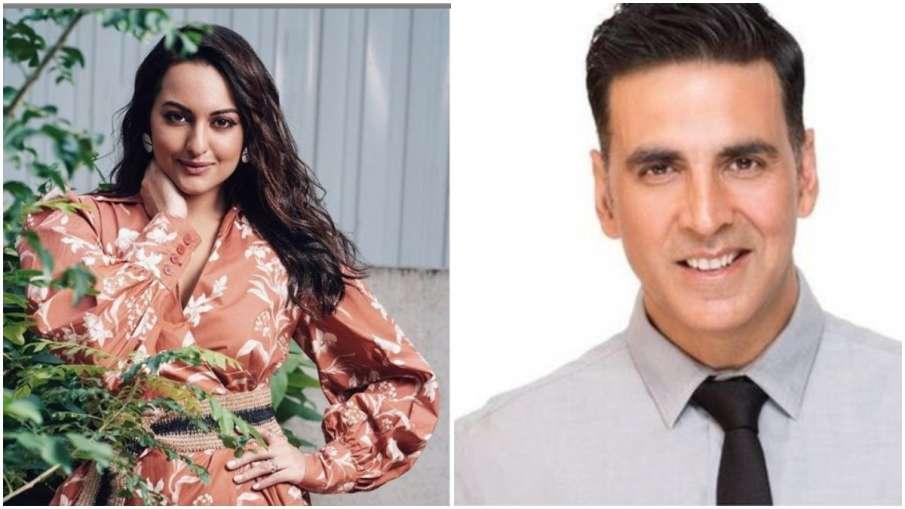 Sonakshi sinha and akshay kumar- India TV Hindi