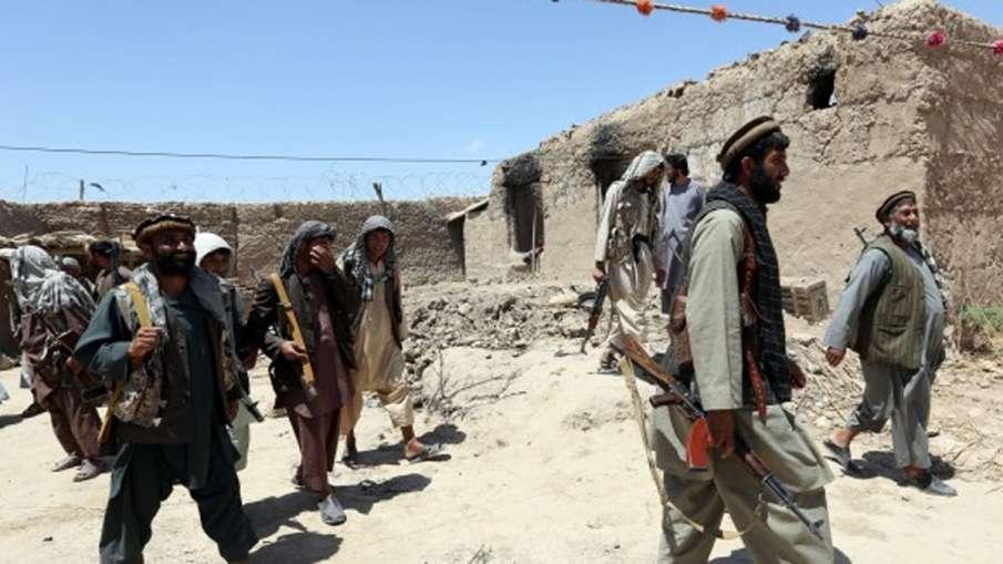 Talibani veterans join Jaish-e-Mohammed in PoK as Indian troops begin neutralising infiltrators | AP- India TV Hindi