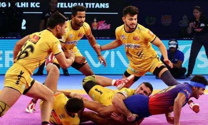 तेलुगु टाइटन्स बनाम यू. पी. योद्धा लाइव मैच स्ट्रीमिंग, लाइव मैच स्ट्रीमिंग प्रो कबड्डी, लाइव मैच स- India TV Hindi