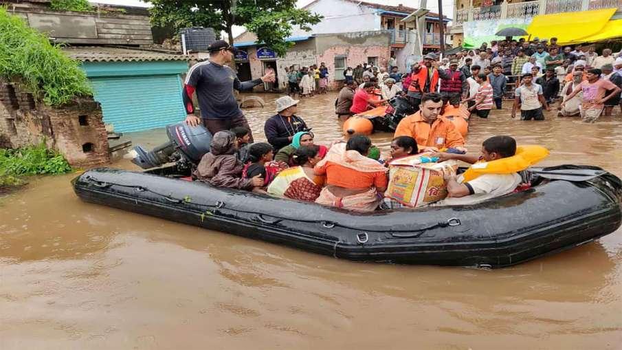 Maharashtra Flood- India TV Hindi