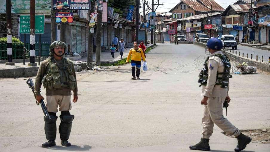 Jammu Kashmir- India TV Hindi