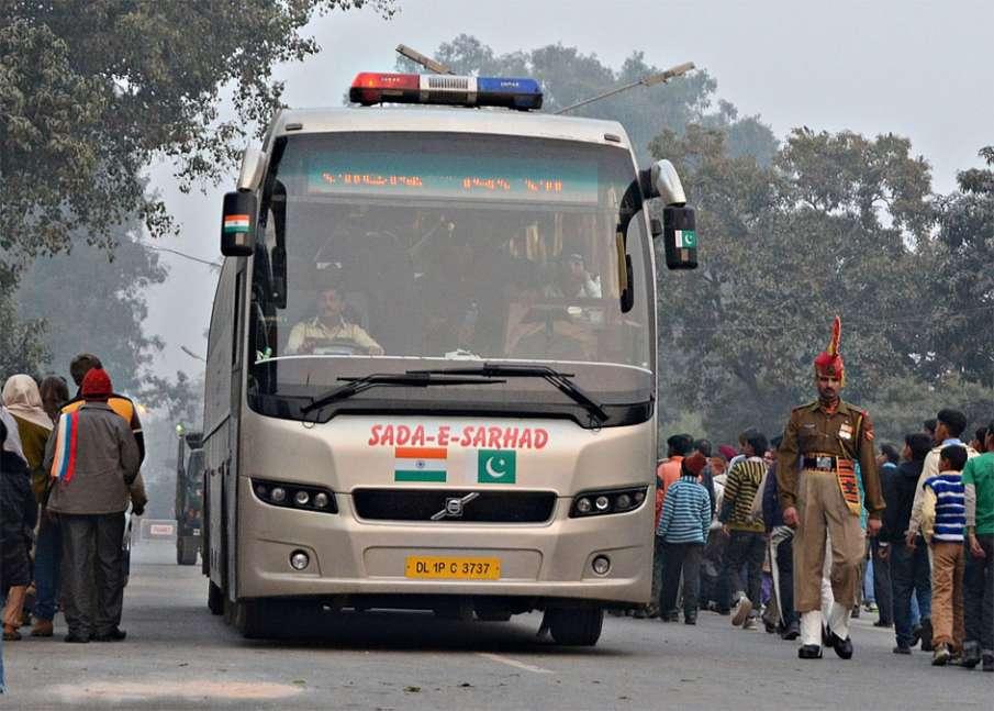 Delhi Lahore Bus Service- India TV Hindi
