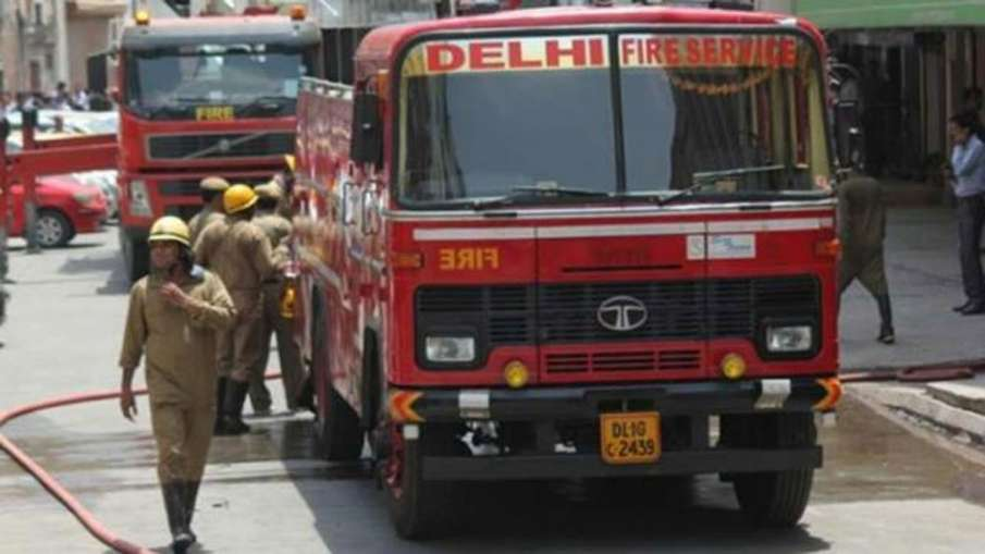 Delhi Fire - India TV Hindi