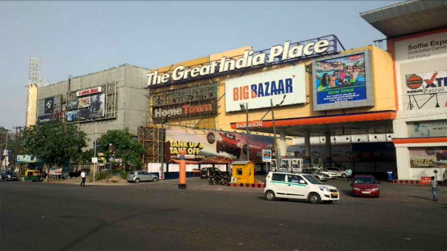 TGIP Mall Noida- India TV Hindi
