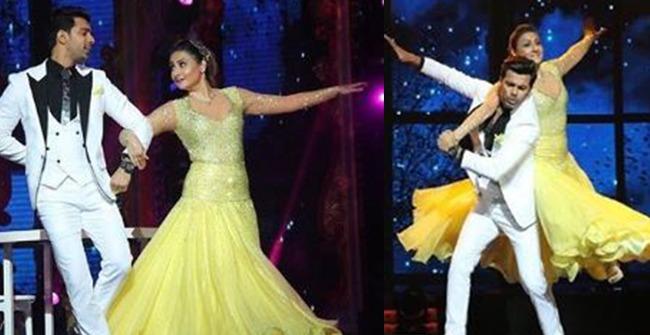 Urvashi Dance- India TV Hindi