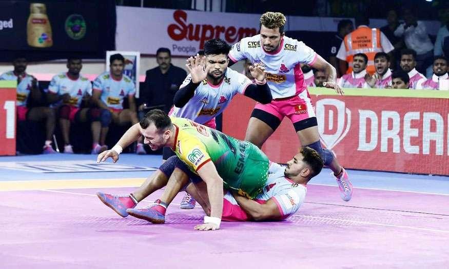 पटना पाइरेट्स बनाम पुनेरी पल्टन लाइव मैच स्ट्रीमिंग प्रो कबड्डी, चेक माय ड्रीम 11 टीम, पटना पाइरेट्स- India TV Hindi