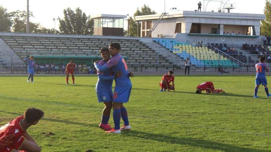 AFC U-16 चैंपियनशिप...- India TV Hindi