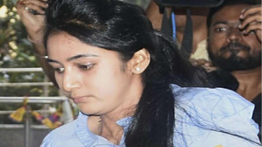कांग्रेस नेता डीके शिवकुमार की बेटी ऐश्वर्या- India TV Hindi