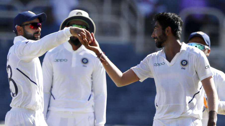 Live Cricket Score India vs West indies 2nd Test Day 4- India TV Hindi