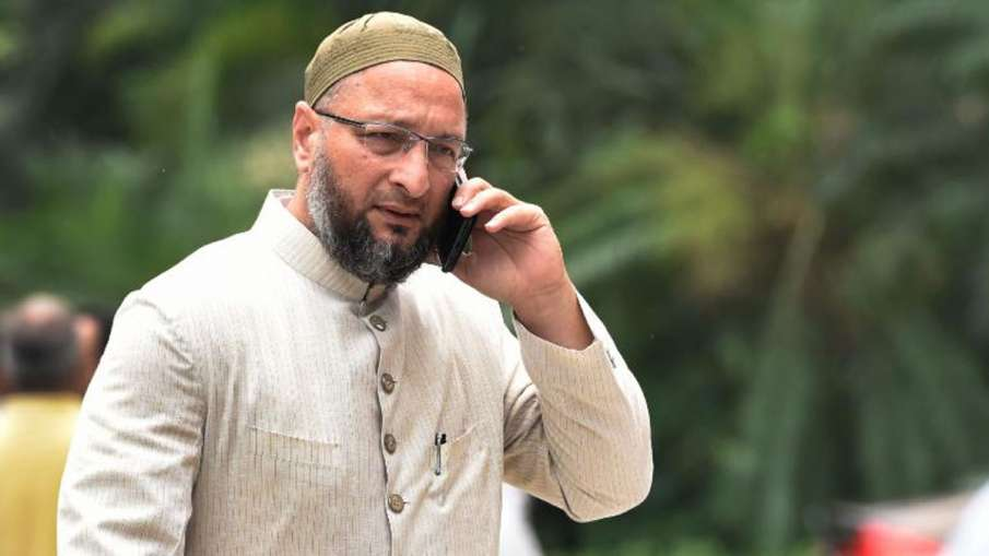 Asaduddin Owaisi questions Farooq Abdullah detention under public safety act- India TV Hindi