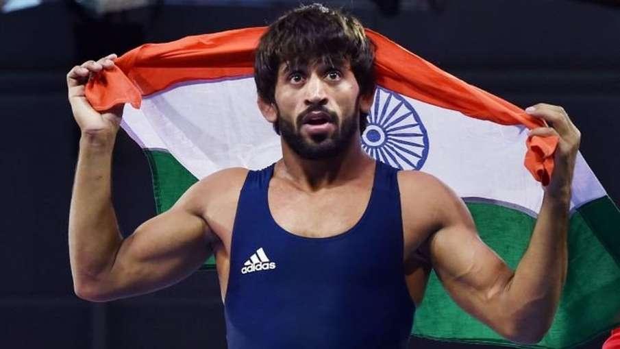 भारतीय पहलवान बजरंग...- India TV Hindi