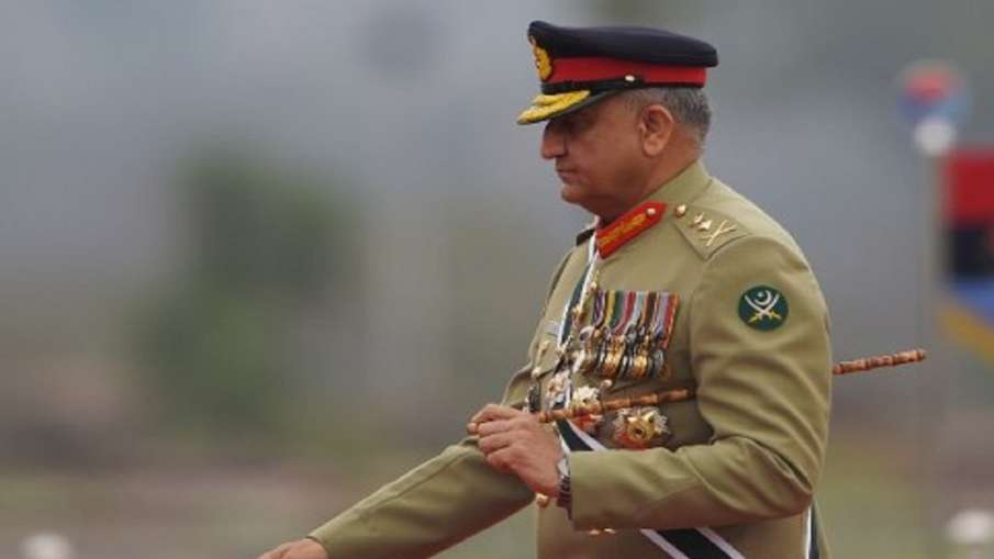 Pakistani General Qamar Javed Bajwa- India TV Hindi
