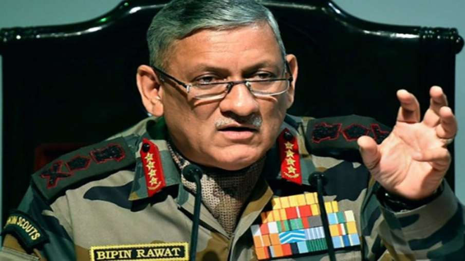 Army is always ready and will work as per government order says Army Chief, General Bipin Rawat on P- India TV Hindi