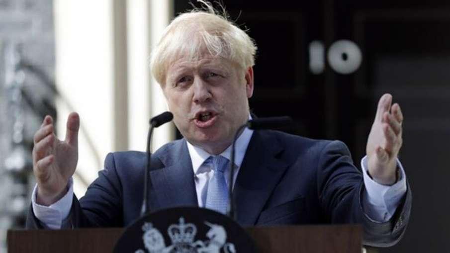 Boris Johnson- India TV Hindi