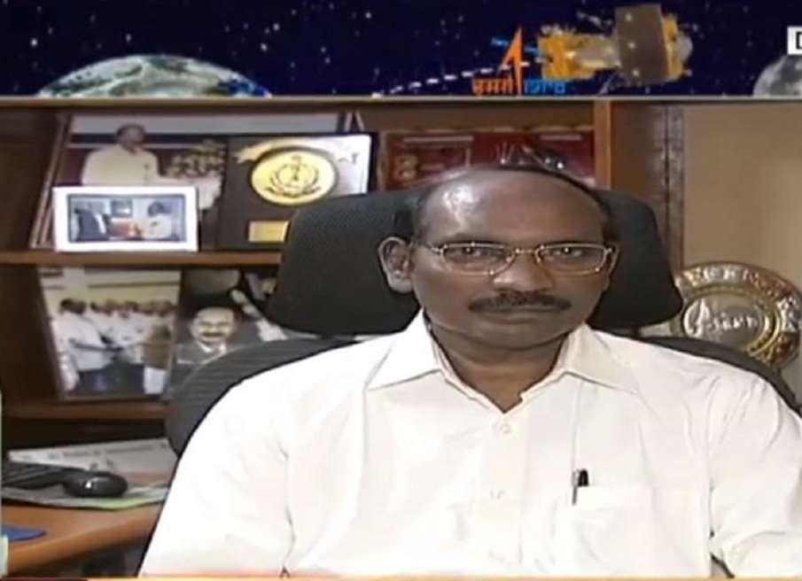 K Sivan- India TV Hindi