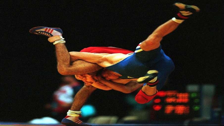 विश्व कुश्ती...- India TV Hindi