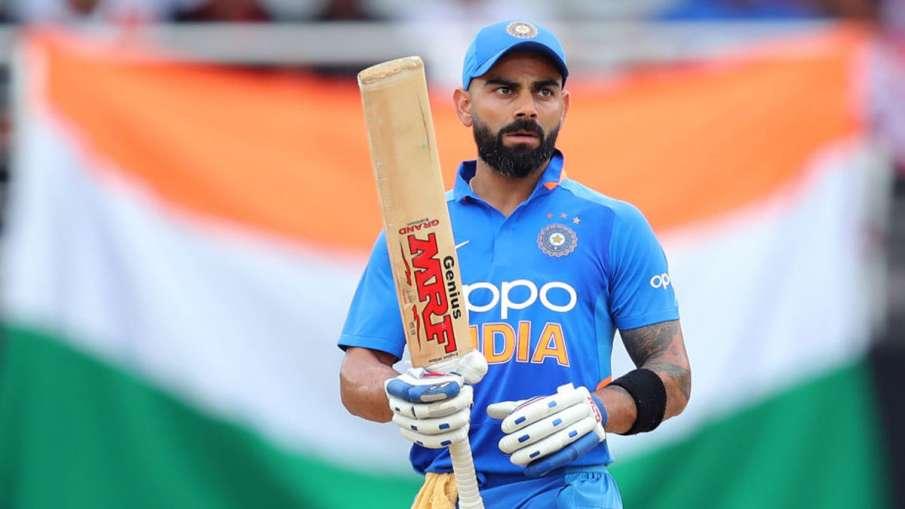 विराट कोहली स्टैंड के अनावरण के समय मौजूद रहेगी भारतीय टीम- India TV Hindi