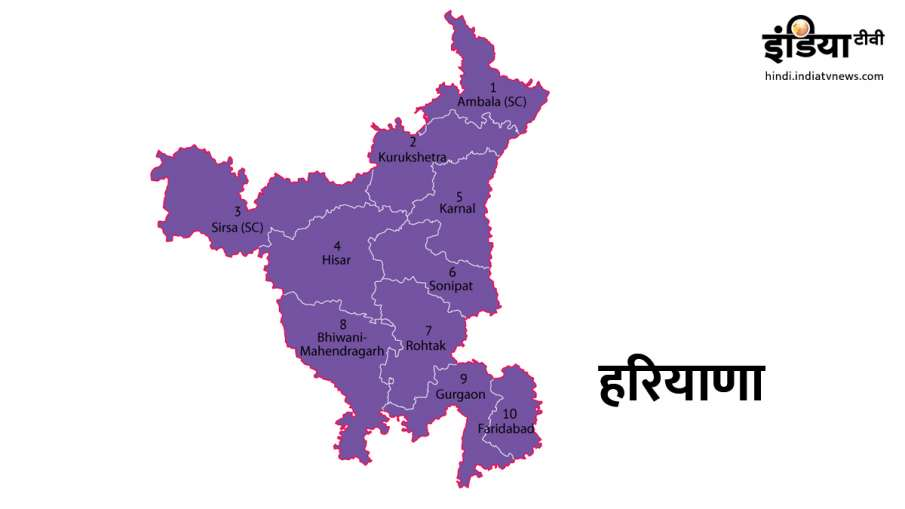 Total Votors, polling stations and complete detail of Haryana- India TV Hindi