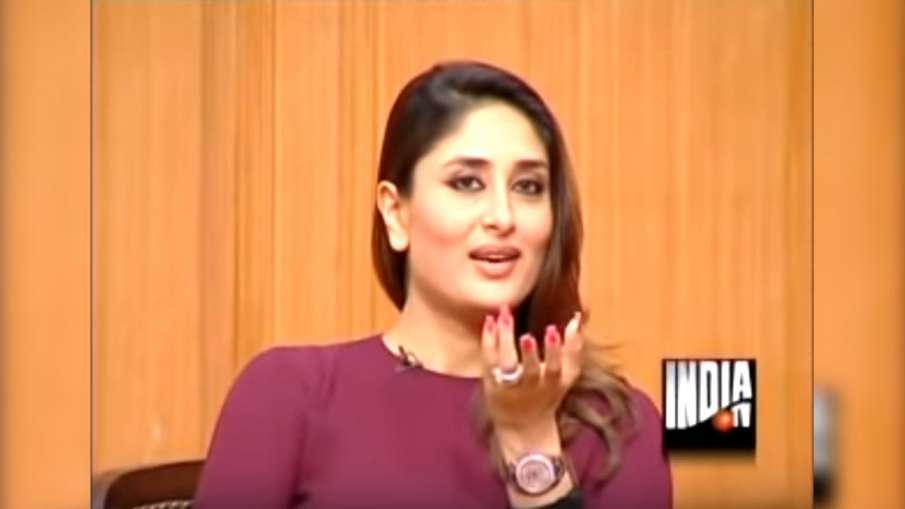 Kareena Kapoor in Aap Ki Adalat- India TV Hindi