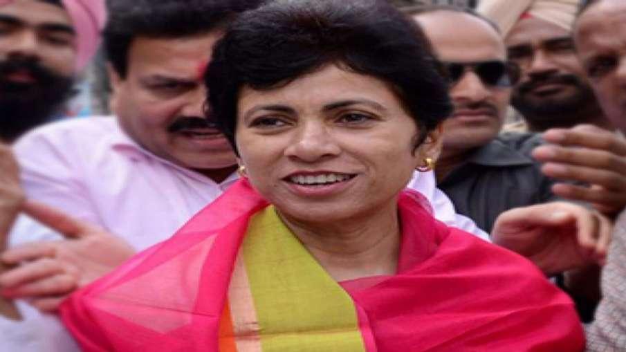 Haryana Congress President Kumari Shelja- India TV Hindi