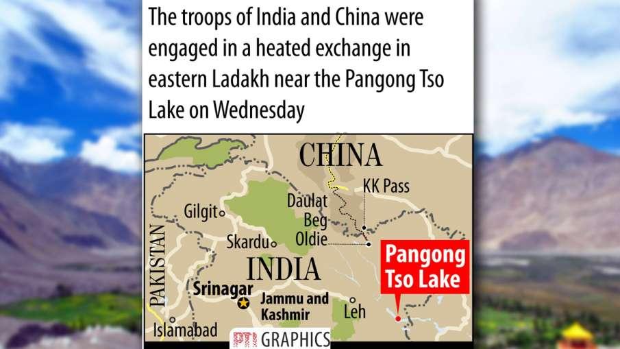 Ladakh border- India TV Hindi