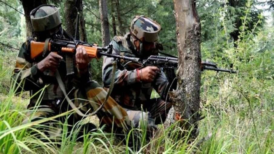 Jammu and Kashmir: Pakistan violates ceasefire again along LoC   PTI Representational- India TV Hindi