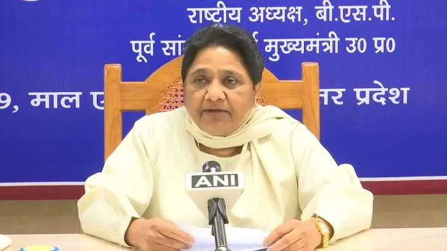 Mayawati reaction on HC order against including 17 OBC castes in Scheduled Cast category in Uttar Pr- India TV Hindi