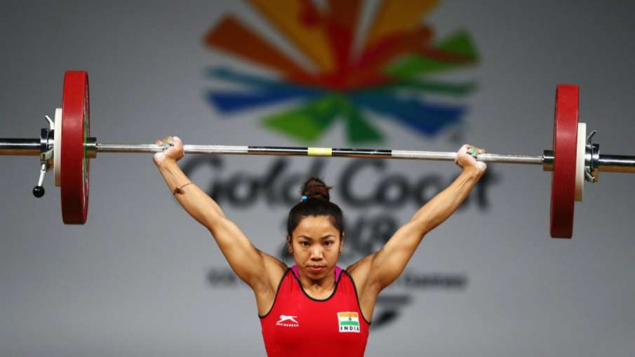mirabai chanu, national weightlifting championships, mirabai chanu weightlifter, mirabai chanu tokyo- India TV Hindi