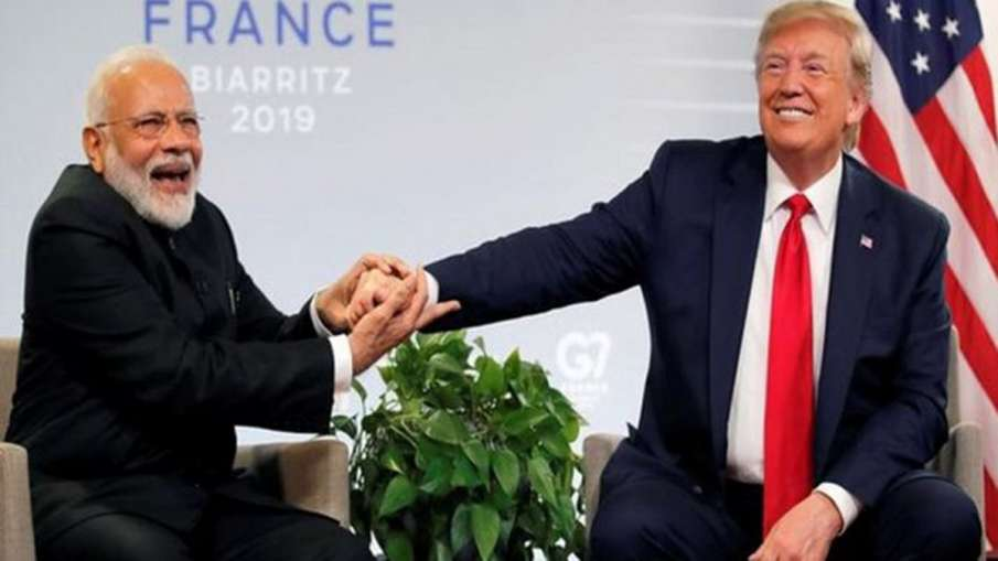 Narendra Modi, Donald Trump - India TV Hindi