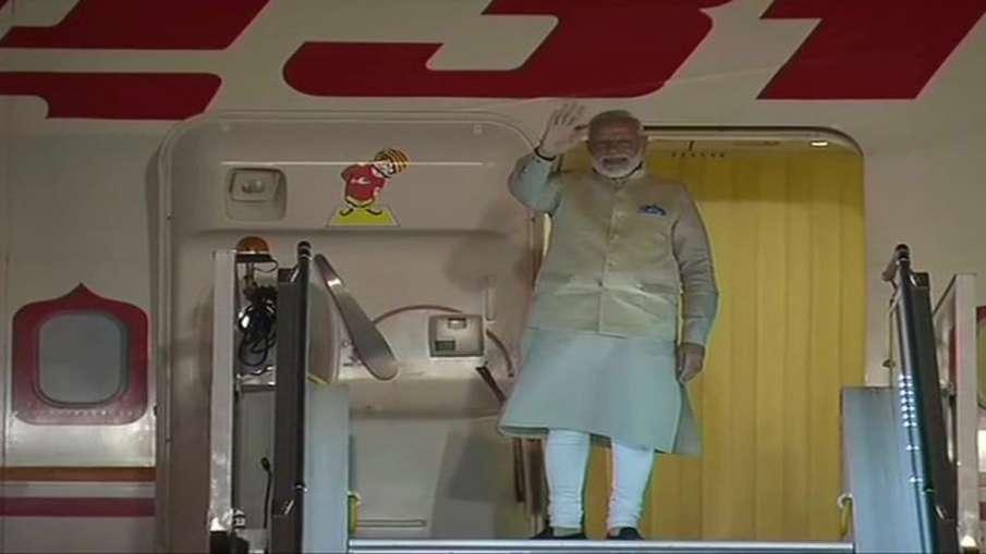 PM Modi embarks on a week long tour to the USA- India TV Hindi
