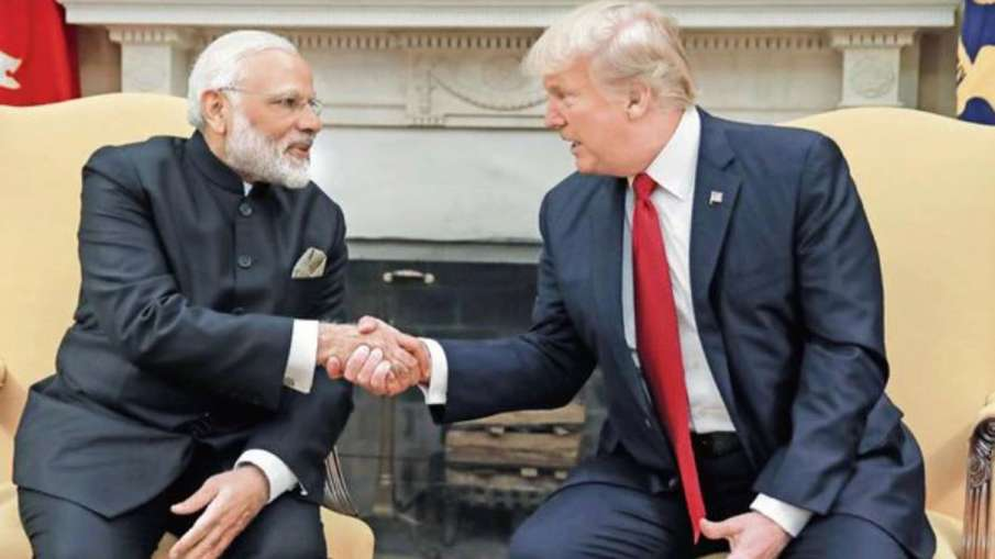 'Delighted': PM Modi on Donald Trump joining him at...- India TV Hindi