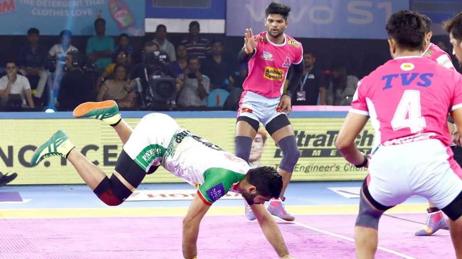 PKL 2019: तीन बार की...- India TV Hindi