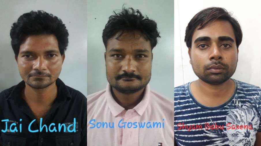 Delhi Police arrested 3 accused with 10 kg heroine - India TV Hindi