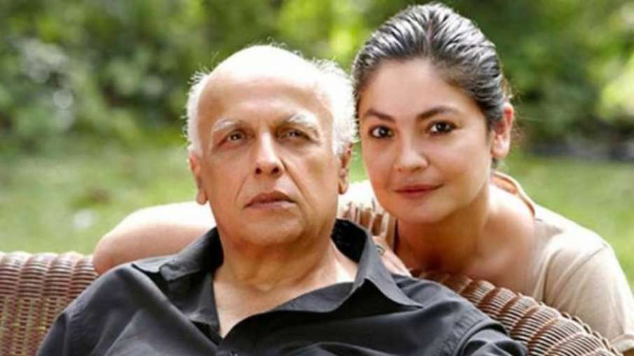 Mahesh bhatt and pooja bhatt- India TV Hindi